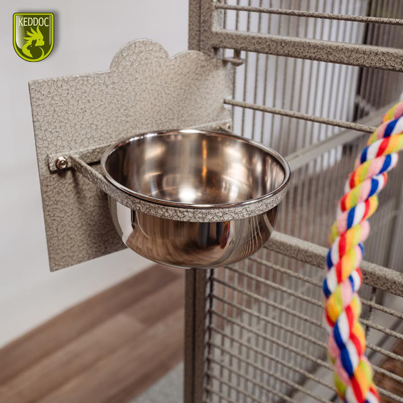 Glasterrarium 50x40x50 standaard