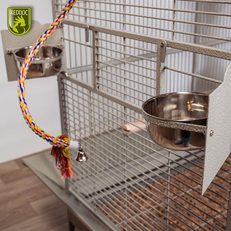 Glasterrarium 60x40x80 standaard