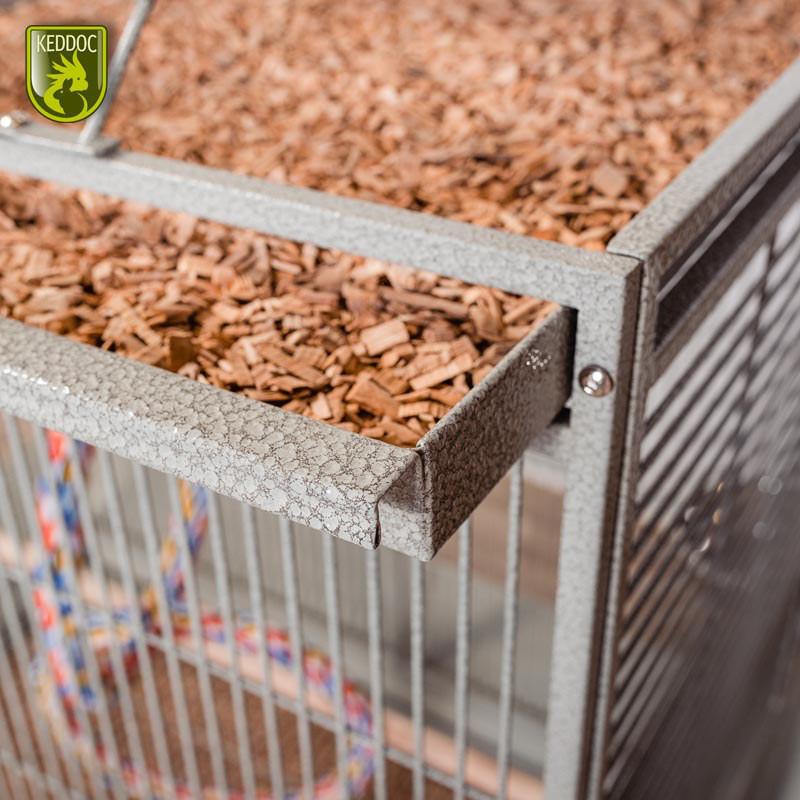 Glasterrarium 60x40x60 standaard