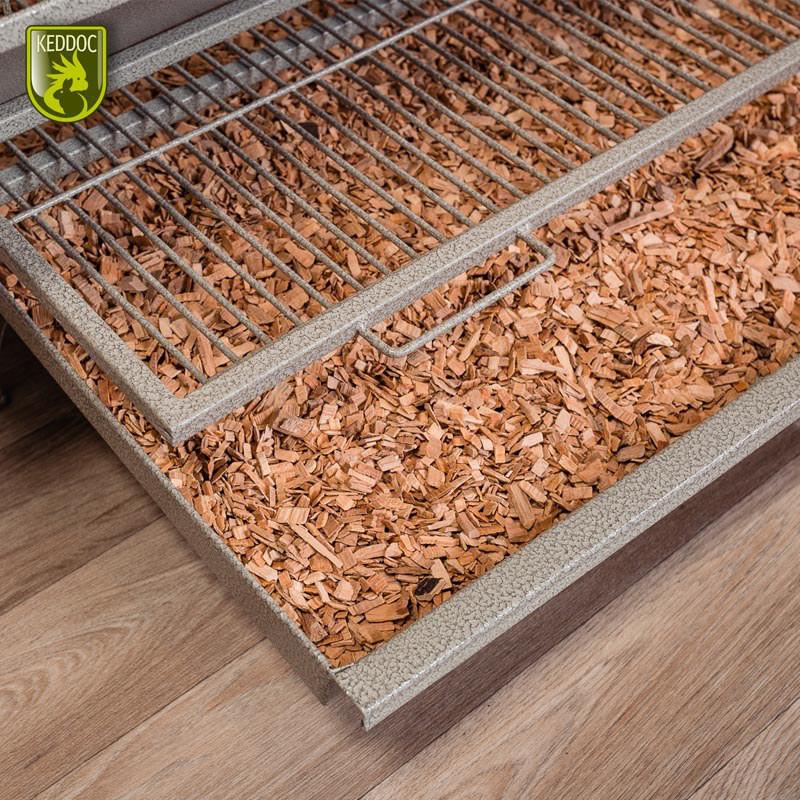 Glasterrarium 40x30x30 standaard
