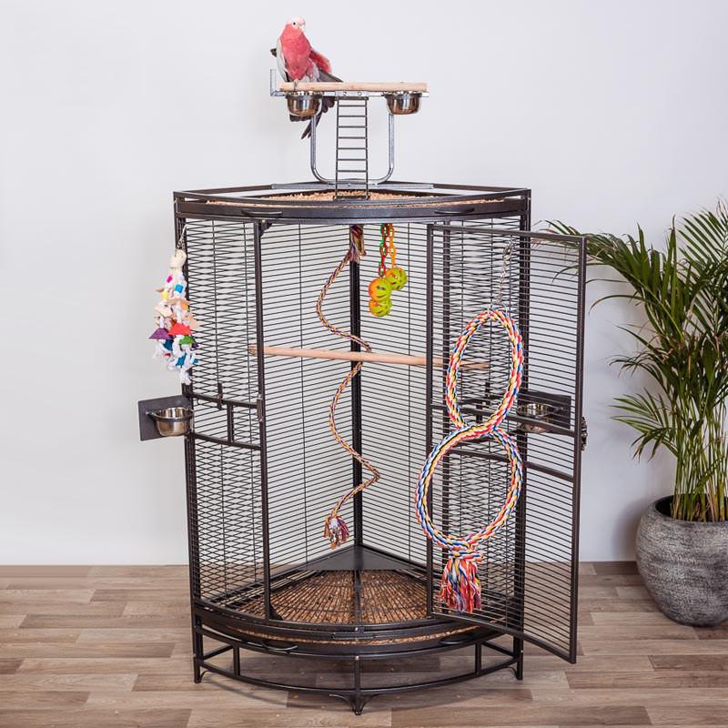 Glasterrarium standaard 15x20x15