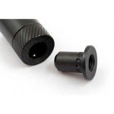 Petsafe 640 Aluminium Hondenluik Wit/Transparant