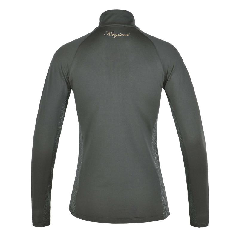 Massageborstel 15 cm oranje/zwart