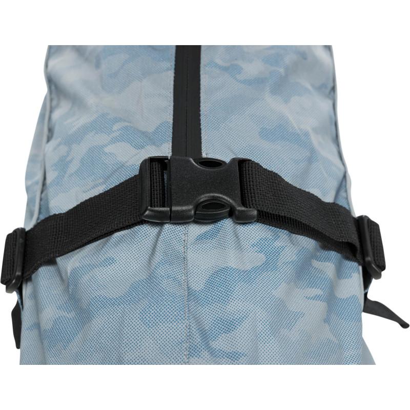 Hamster eetbak steen wit 6cm