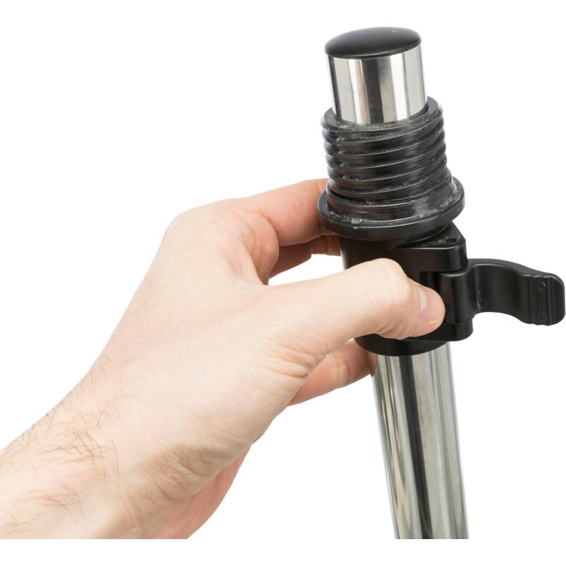Hamsterdivan ivoor/deco 16x12cm