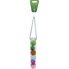 Wenskaart Grey Hares