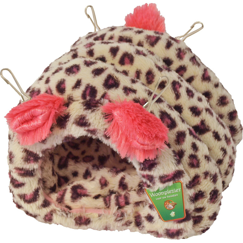 Light blue glam paw