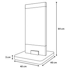 Corbo bodembedekking middel 3.75